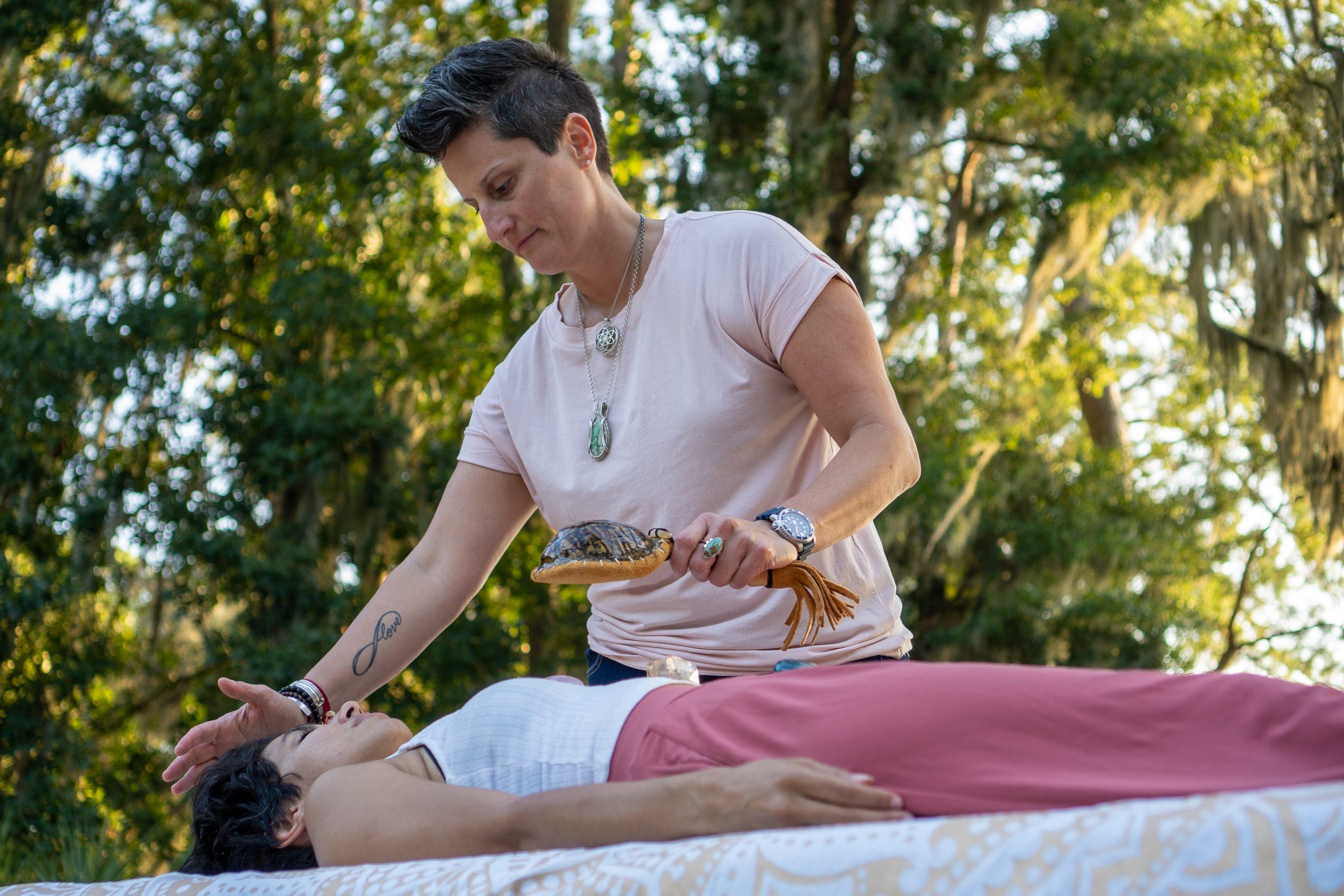 Tanya Colucci Myofascial Release Therapist